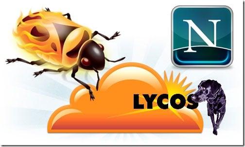 Netscape Lycos