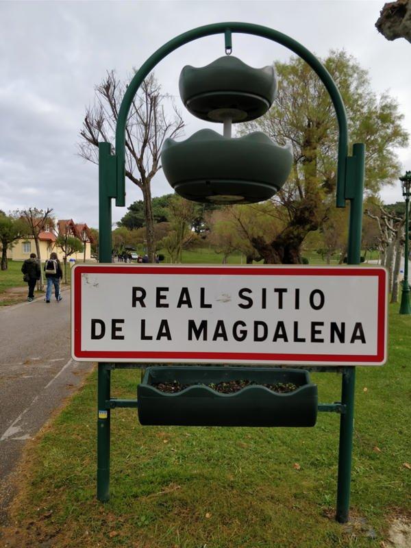 Real sitio de la Magdalena