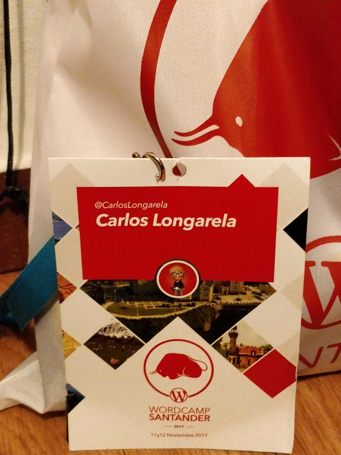 WordCamp Santander