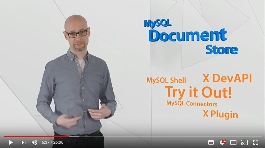 Combining SQL and NoSQL