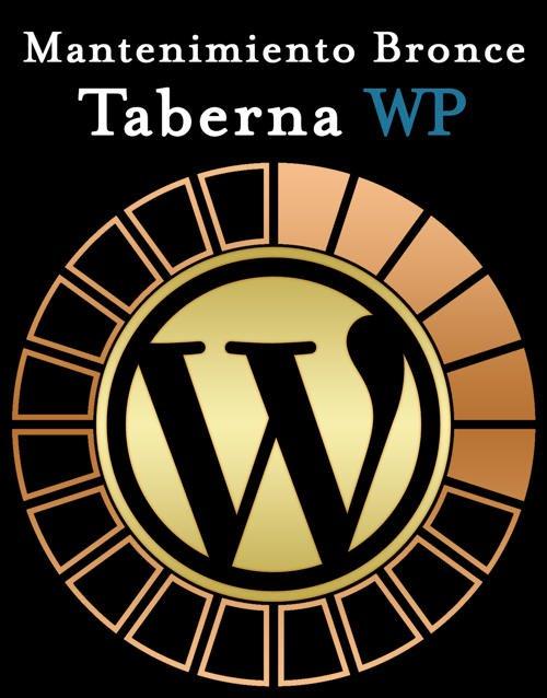 Servicio Mantenimiento Bronce WordPress