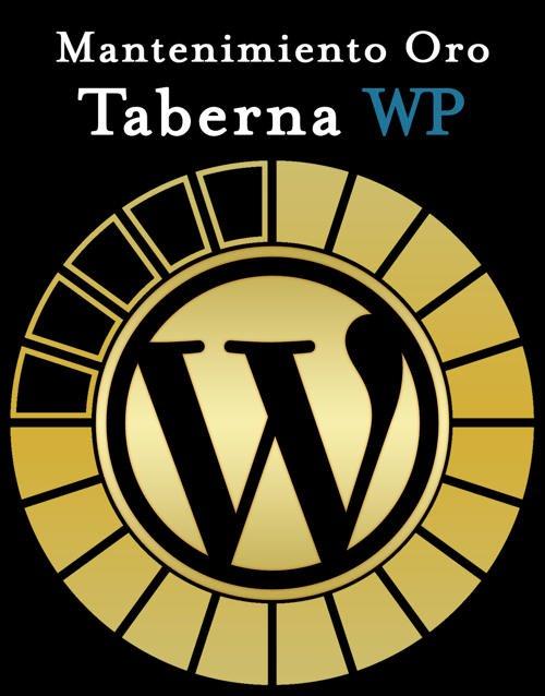 Servicio Mantenimiento Oro WordPress