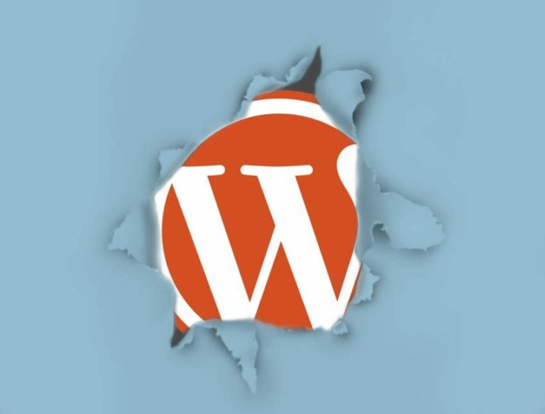 Esconder elementos en WordPress