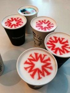 Cafés en la WordCamp Madrid 2019