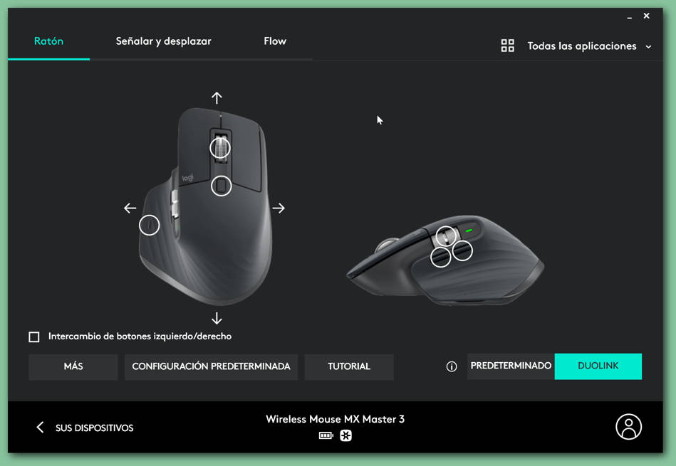 Logitech Mouse MX Master 3