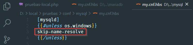 skip-name-resolve