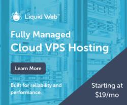 Liquid Web WordPress/WooCommerce Hosting