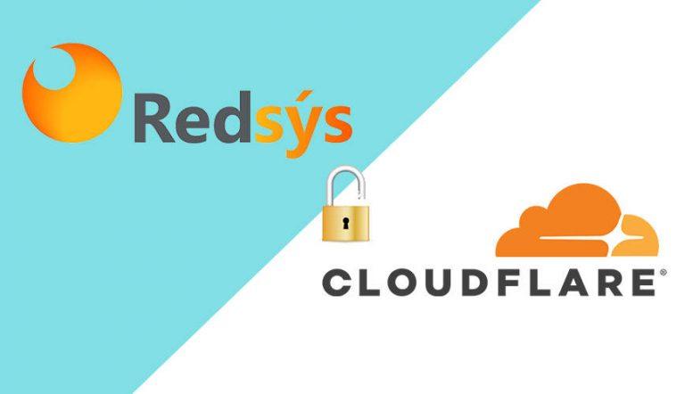 Desbloquear Redsys en Cloudflare